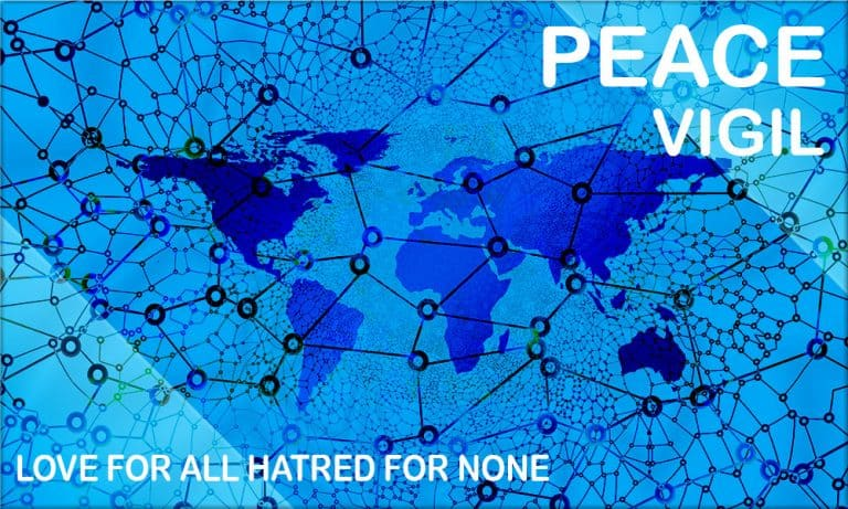 AMEA-Hertfordshire | organised Peace Walks for Solidarity